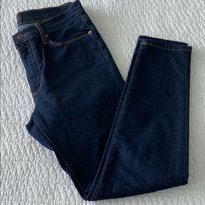 Banana Republic Sculpt Skinny Jeans